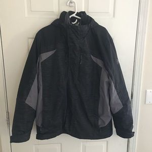Men's Zeroxposur 3 in 1 ski jacket XL